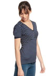 Vive Maria - Print T-shirt - blau allover - 2