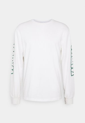 UNISEX - Camiseta de manga larga - white