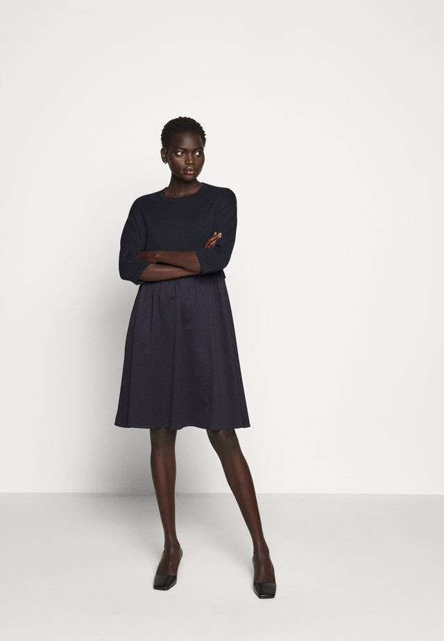 KUENS - Jumper dress - navy