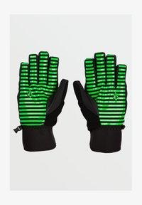 Volcom - NYLE GLOVE - Gloves - army - 0