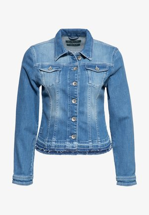 ALICIA - Denim jacket - hellblau