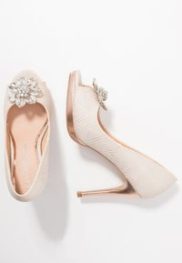 Lulipa London - DULCE - Peeptoe heels - blush - 3