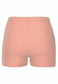 s.Oliver - Tracksuit bottoms - light pink - 1