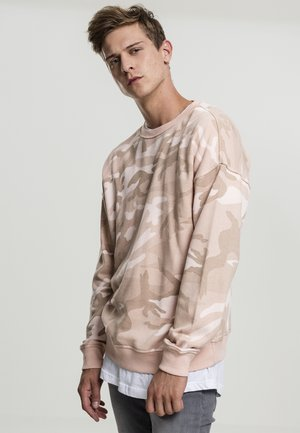 CAMO - Sweatshirt - rose camo