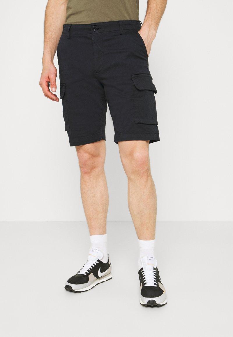 Matinique - CARGO - Shorts - dark navy