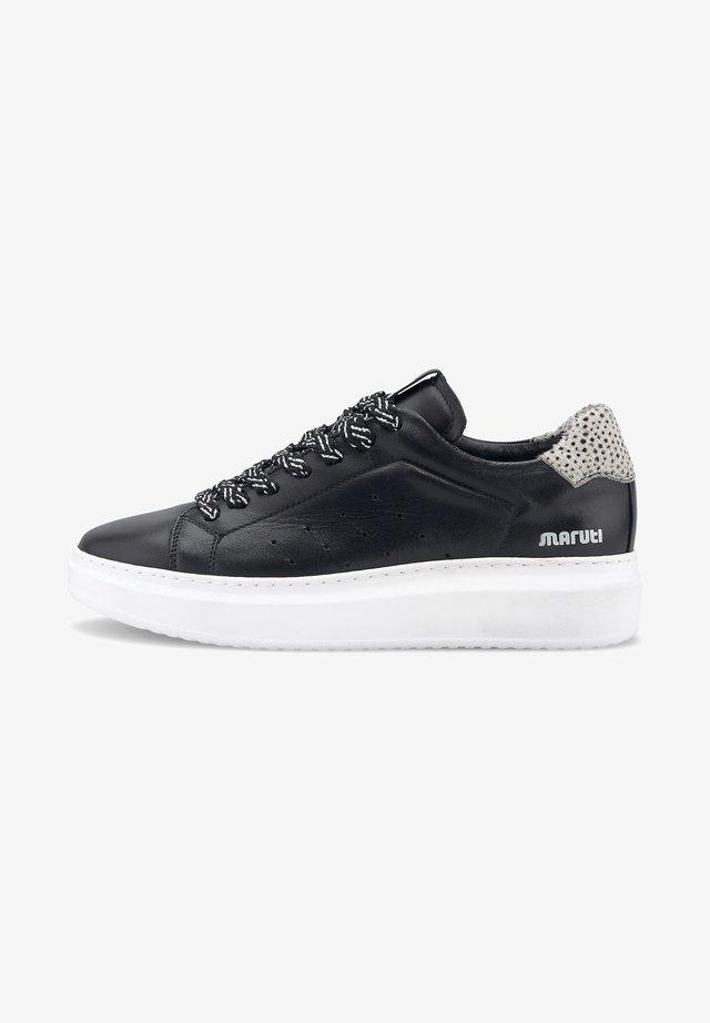CLAIRE - Sneakers laag - schwarz