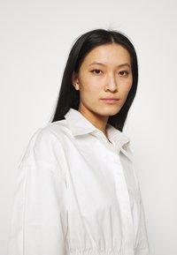 Mossman - THE SHADOW DRESS - Shirt dress - white - 4