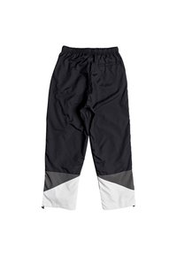 DC Shoes - Tracksuit bottoms - black - 6