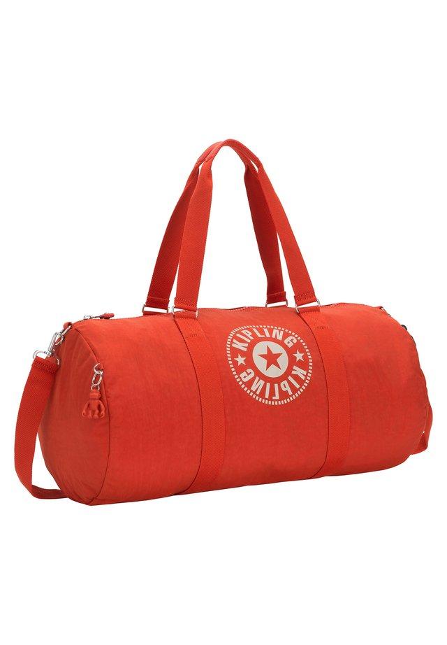 ONALO  NEW CLASSICS  - Sports bag - funky orange nc [67h]