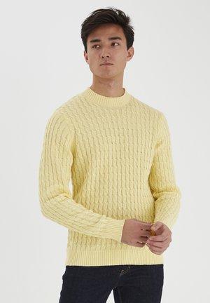 Trui - mellow yellow