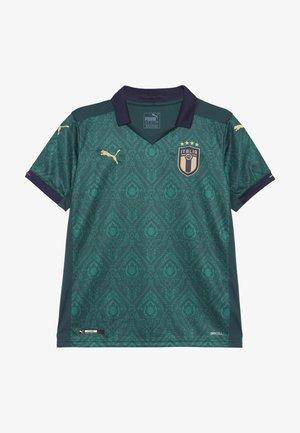 ITALIEN FIGC THIRD REPLICA - Print T-shirt - ponderosa pine peacoat