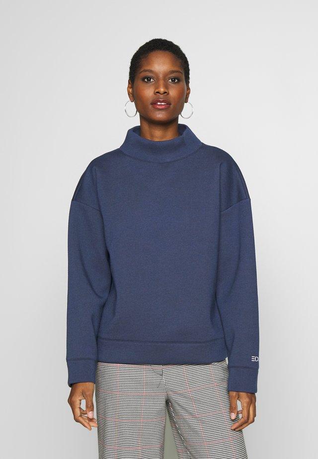 SCUBA SWEATY - Sweatshirt - navy