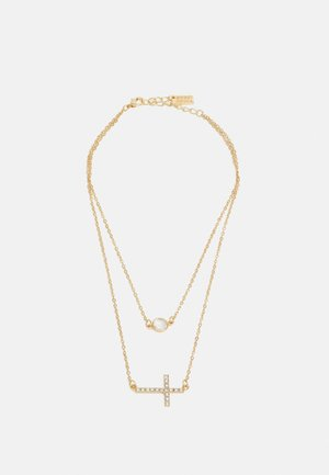 DECORATIVE COLLAR NECKLACES - Necklace - gold-coloured