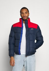 Tommy Jeans - CORP JACKET - Vinterjacka - twilight navy - 0