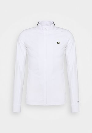 COURT JACKET - Chaqueta de entrenamiento - white/black