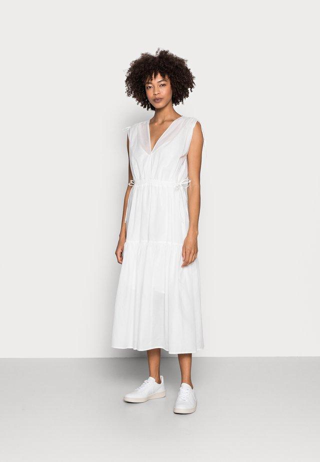 BOHO DRESS - Korte jurk - white