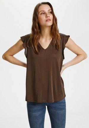 HAYE - Blouse - major brown