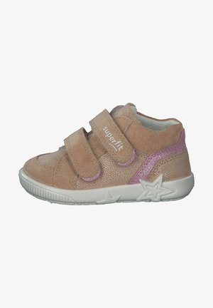 Baby shoes - beige rosa