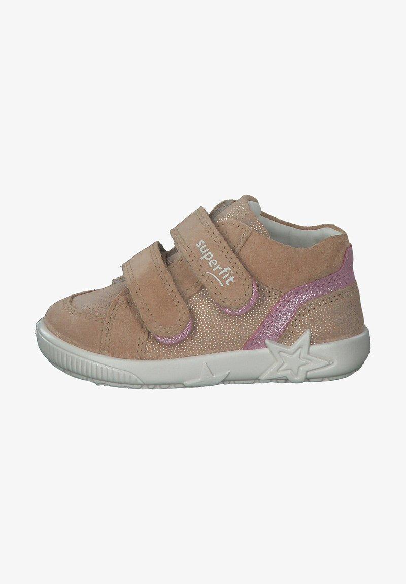 Superfit - Baby shoes - beige rosa