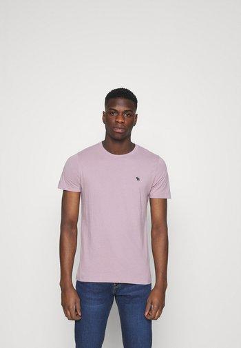 ICON CREW 5 PACK - T-shirt - bas - light blue