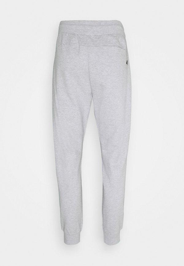 4F SVEN - Spodnie treningowe - grey/szary Odzież Męska QSGP