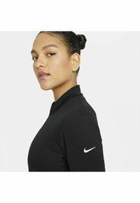 Nike Golf - Zip-up hoodie - black/white - 4