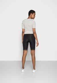 Noa Noa - BASIC - Shorts - black - 2