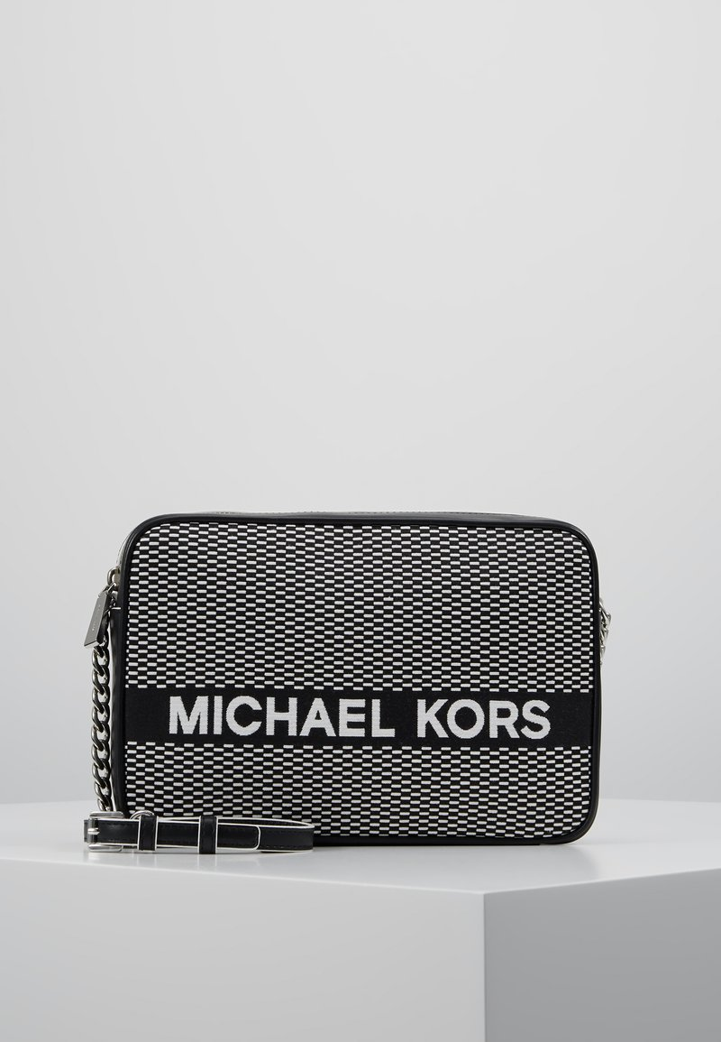 MICHAEL Michael Kors - Umhängetasche - black/optic white