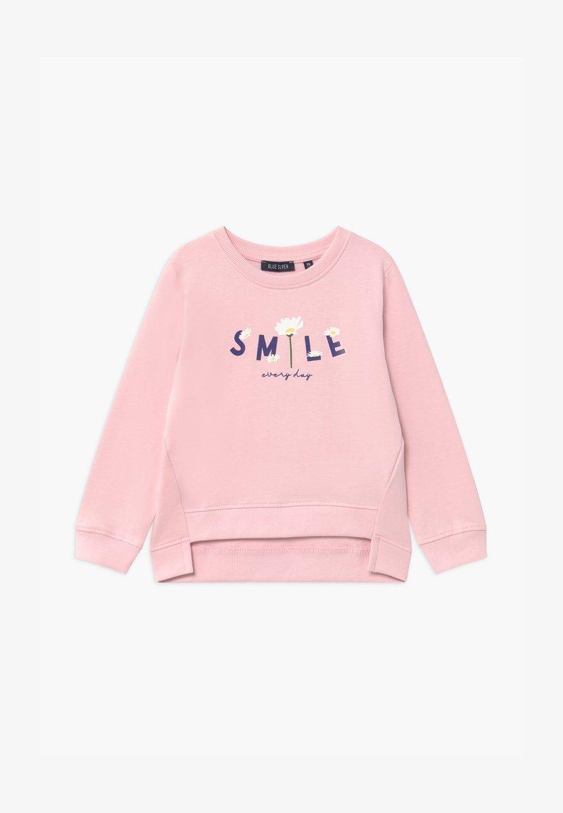 Blue Seven - SMALL GIRLS DAISY - Sweatshirts - rosa