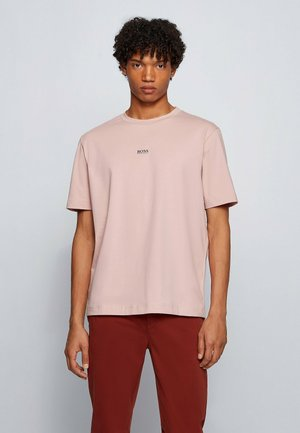 TCHUP - Print T-shirt - light pink