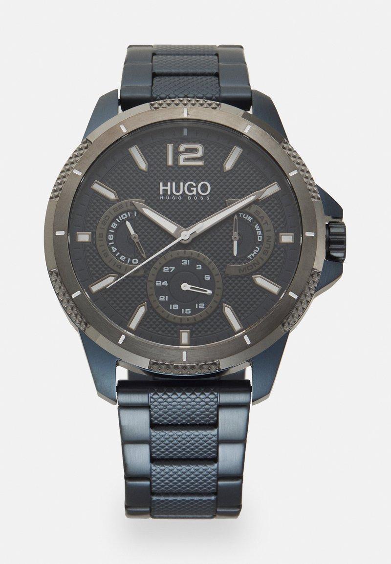 HUGO - SPORT - Watch - blue/blue