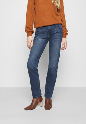 MARION - Jeans a sigaretta - mid porter