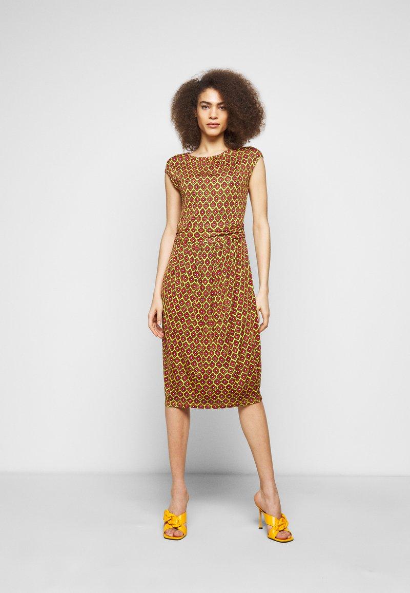 WEEKEND MaxMara - UVETTA - Jersey dress - gelb