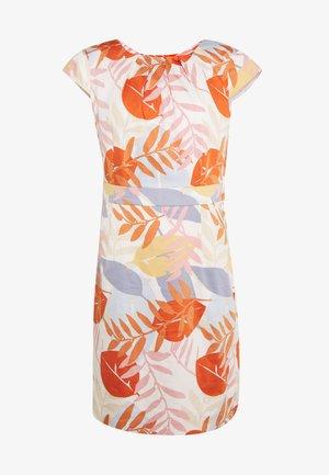 DRESS SHORT - Cocktailkjole - melon multicolor