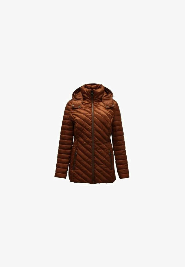Winter jacket - pumpkin