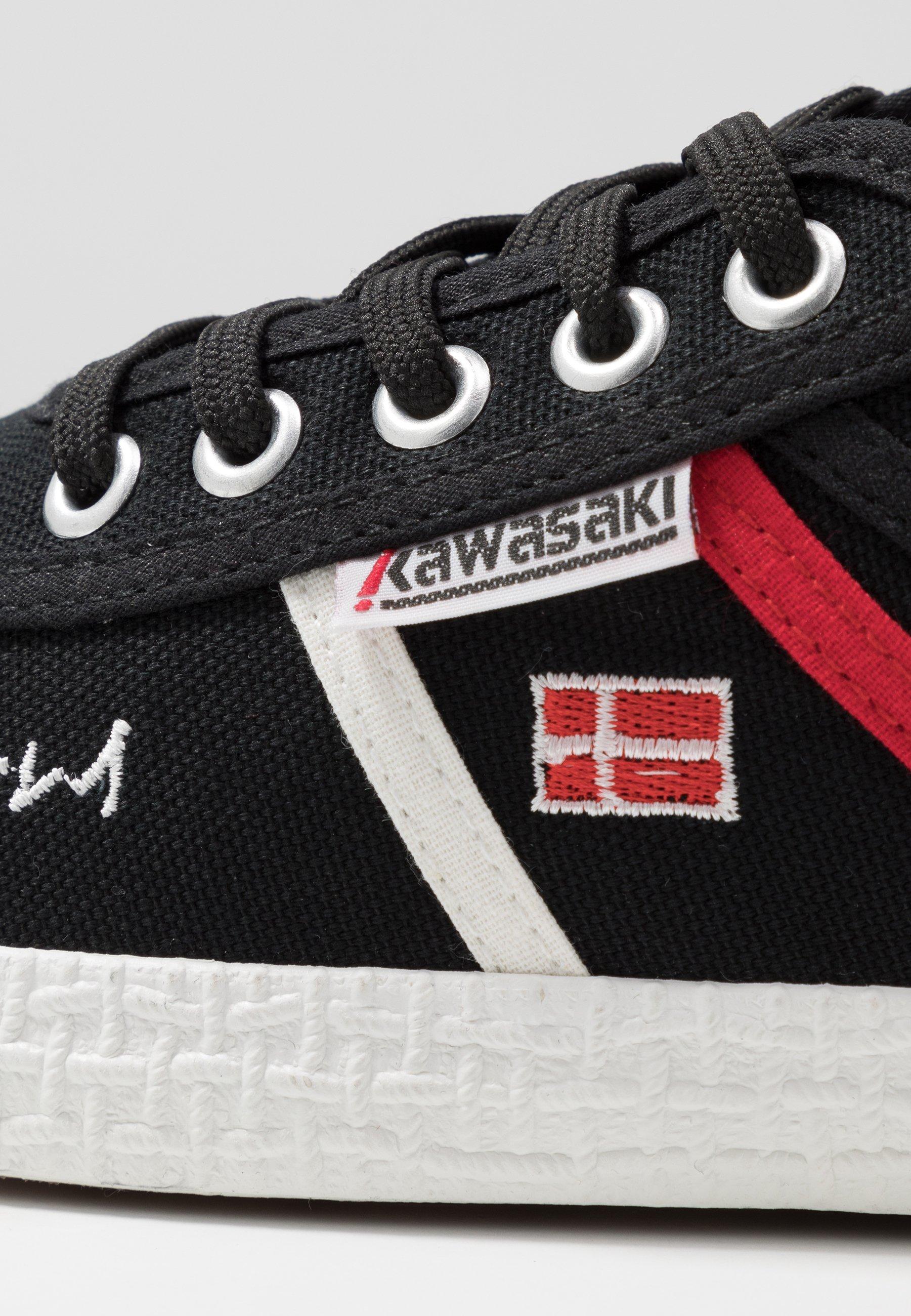 Kawasaki SIGNATURE Joggesko black Zalando.no