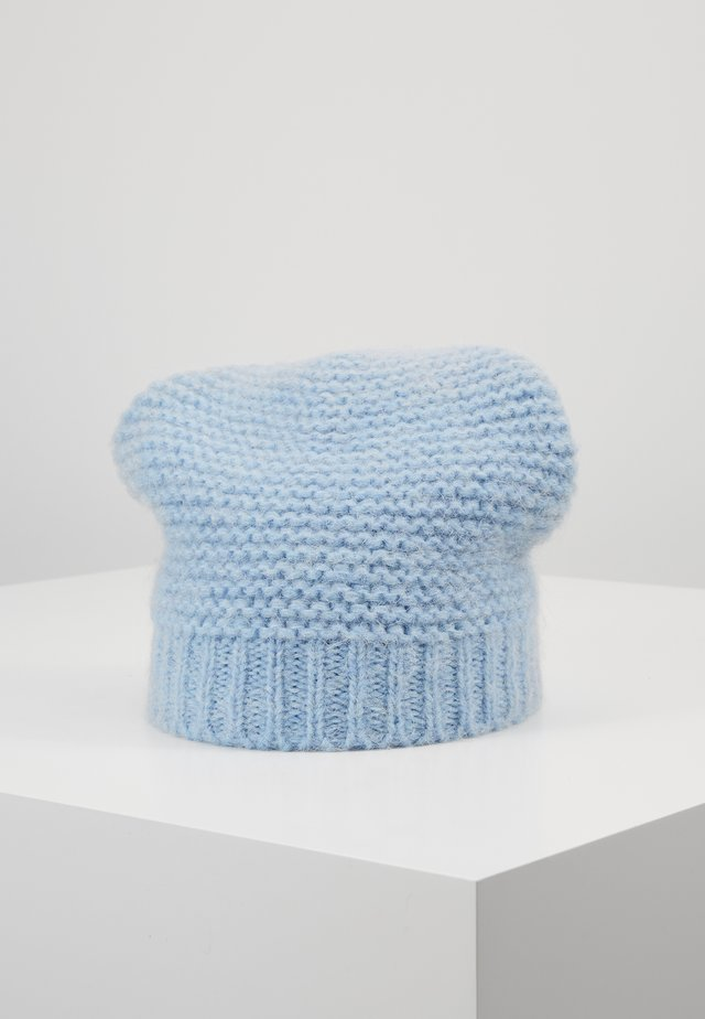 MIX BEANIE - Czapka - light blue