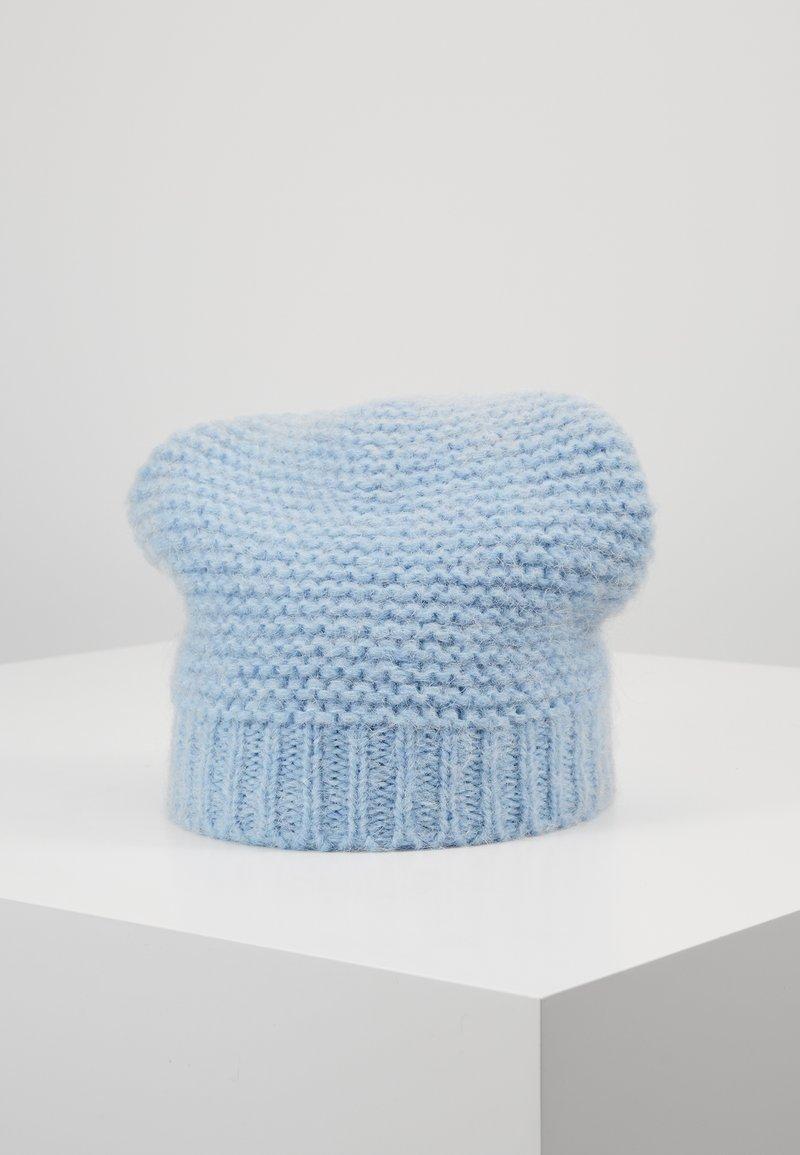 Becksöndergaard - MIX BEANIE - Mössa - light blue