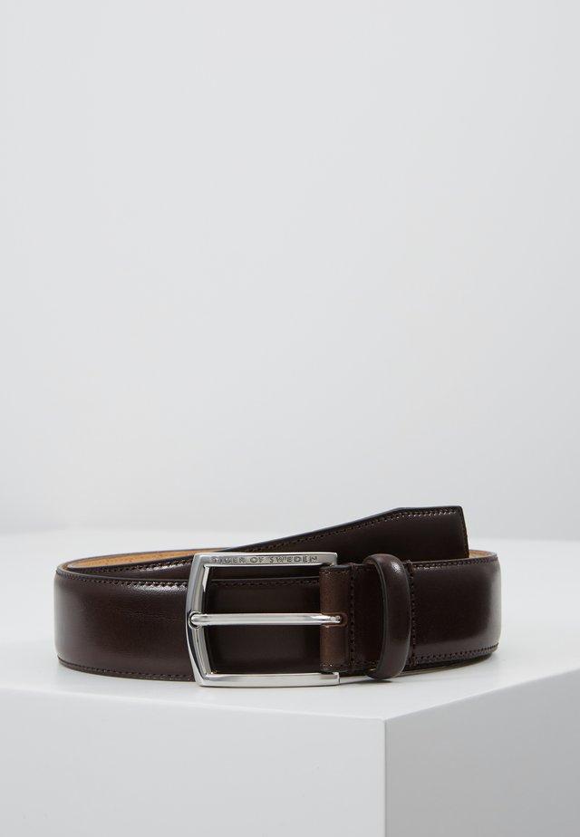 BERGSTROM - Vyö - dark brown