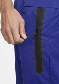 Nike Sportswear - Tracksuit bottoms - deep royal blue/black - 4