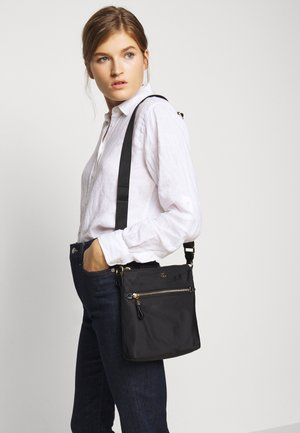 JETTY CROSSBODY - Bandolera - black