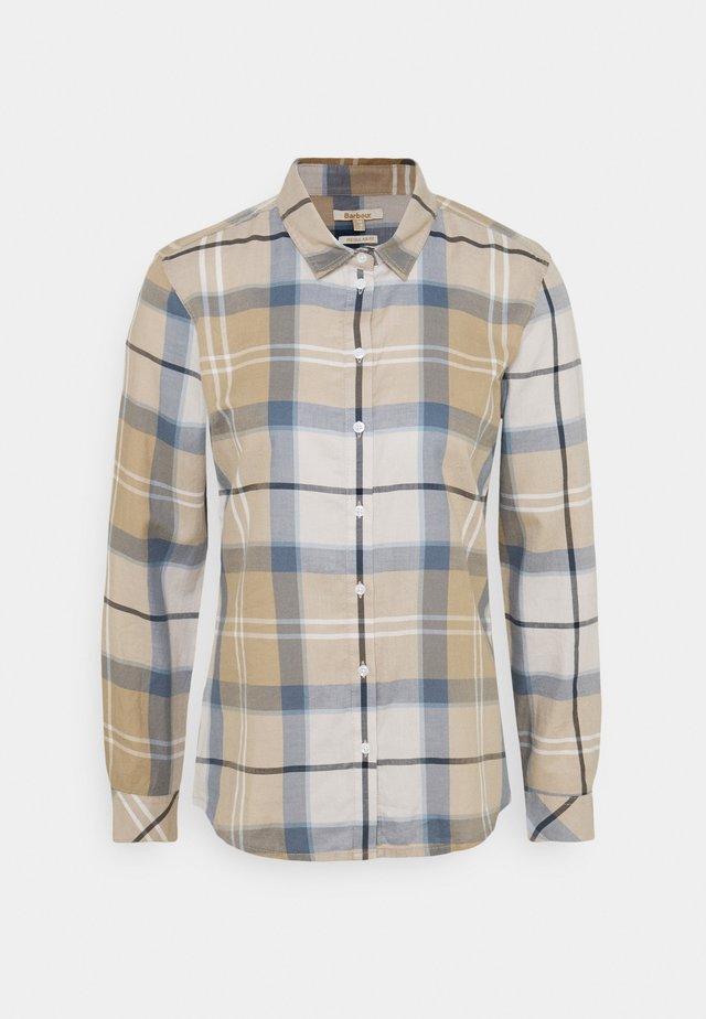 BREDON REGULAR FIT - Overhemdblouse - blue mist