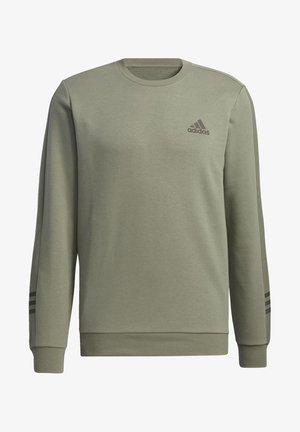 ESSENTIALS COMFORT SWEATSHIRT - Sweater - green