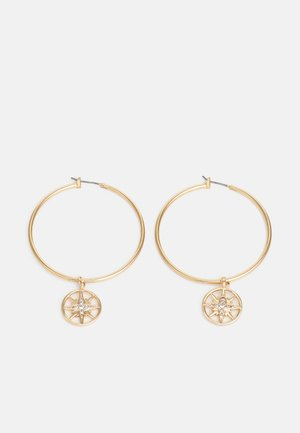 ASTRE - Earrings - gold-coloured