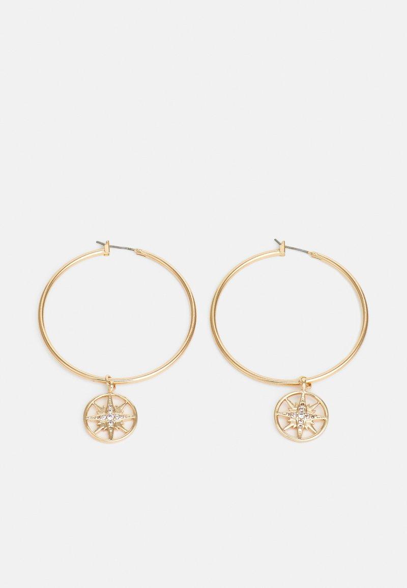 Claudie Pierlot - ASTRE - Earrings - gold-coloured
