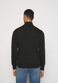 PS Paul Smith - MENS REG FIT ZIP TOP - Zip-up hoodie - black - 2