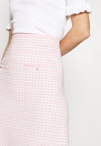 sandro - Mini skirt - rose - 3