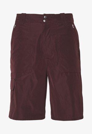 TRAIL - Shorts - burgundy