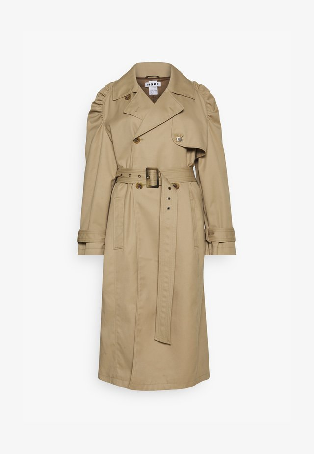 COURT - Trench - beige