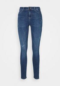 Noisy May - NMALICE  - Jeans Skinny Fit - medium blue denim - 3